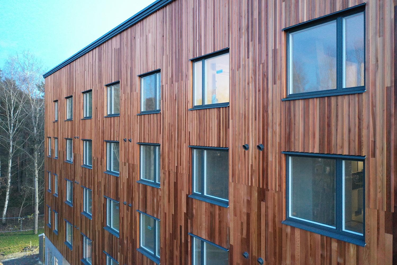 Ny Sifoundersökning: Svenskarna vill att fler bostäder byggs i trä